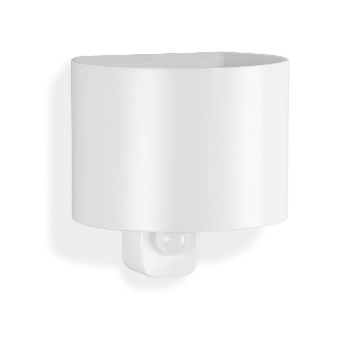 TELEFUNKEN Sensor LED Aussenleuchte, 14 cm, 7 W, Weiss