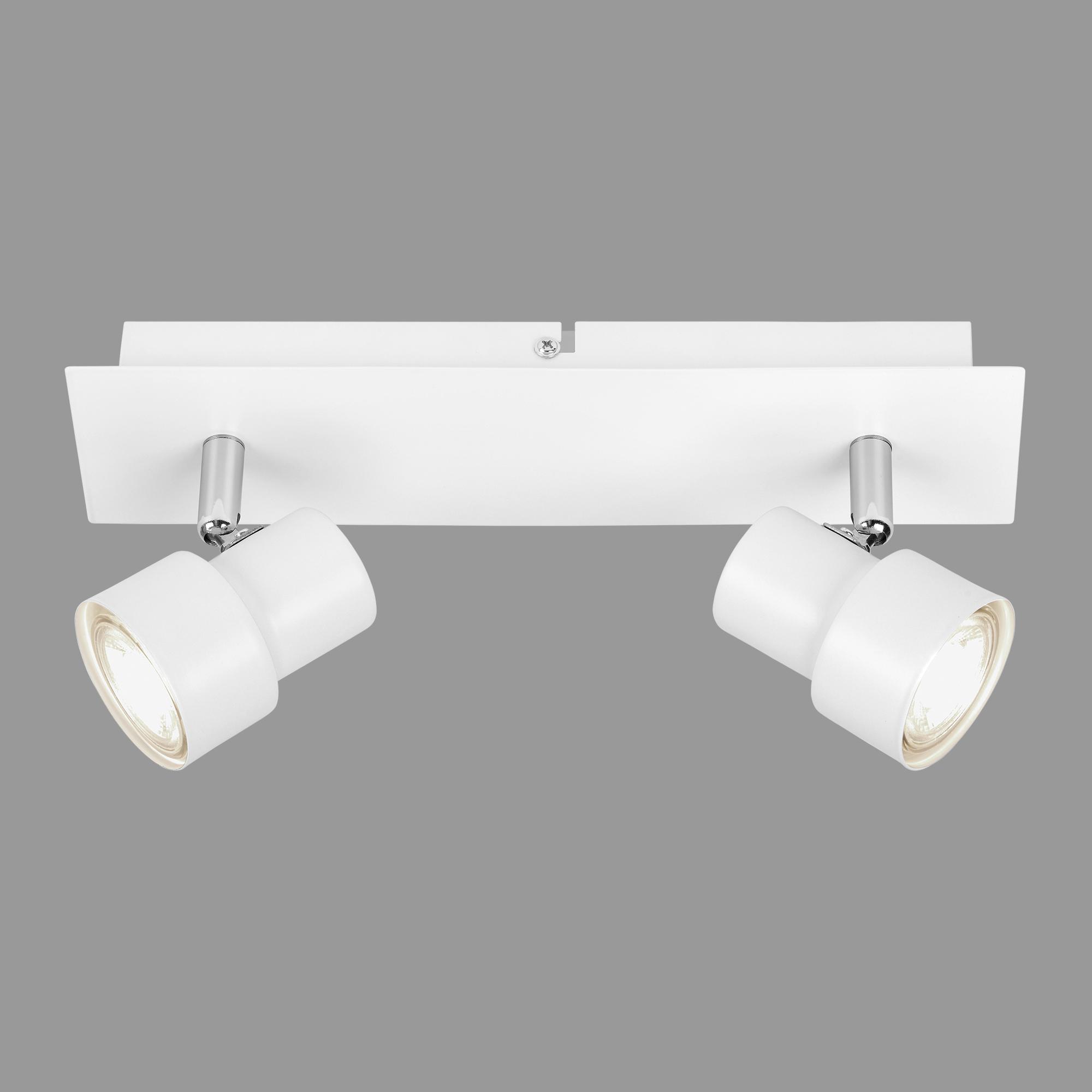 LED Spot Deckenleuchte, 29 cm, 10 W, Weiß