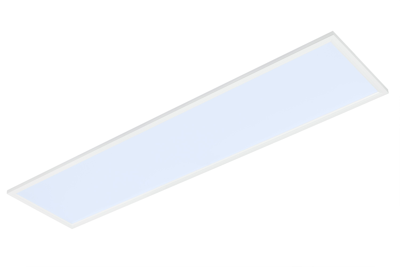 TELEFUNKEN CCT LED Panel, 119,5 cm, 36 W, Weiß