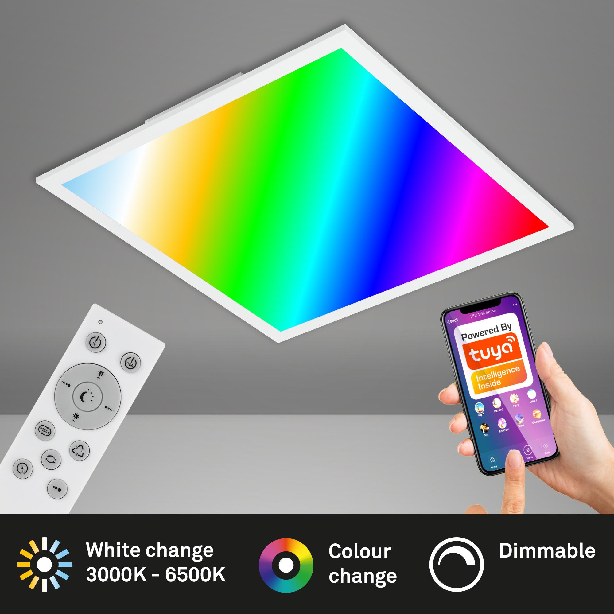 SMART LED Panel, 45 cm, 24 W, Weiß
