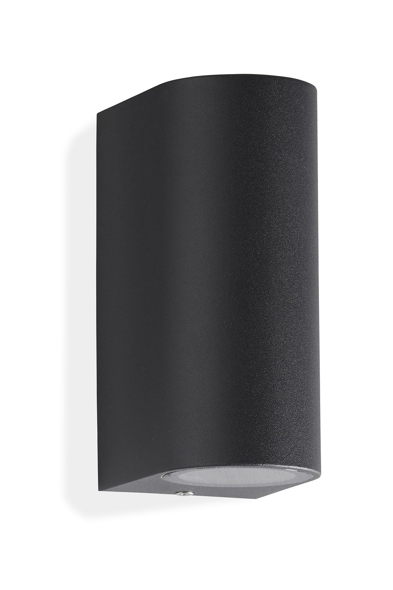 TELEFUNKEN LED Außenwandleuchte, 15,1 cm, 10 W, Anthrazit