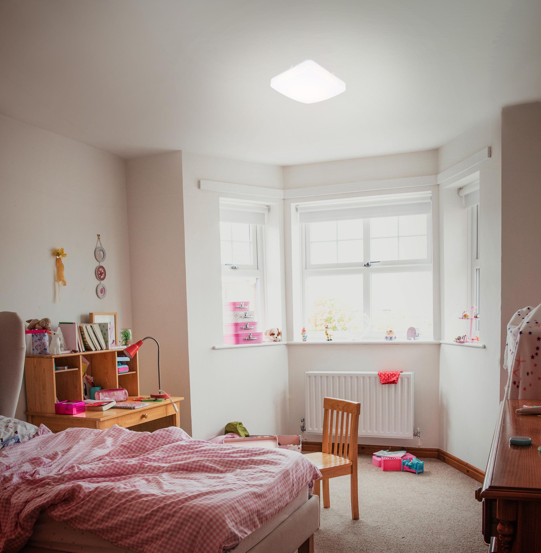 STERNENHIMMEL LED Deckenleuchte, 27 cm, 12 W, Weiß