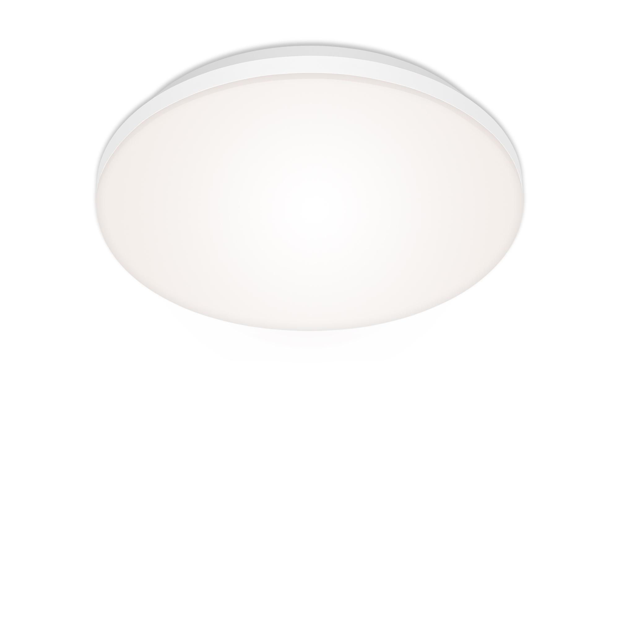 FRAMELESS LED Panel, Ø 30 cm, 1600 LUMEN, 12 WATT, Weiss