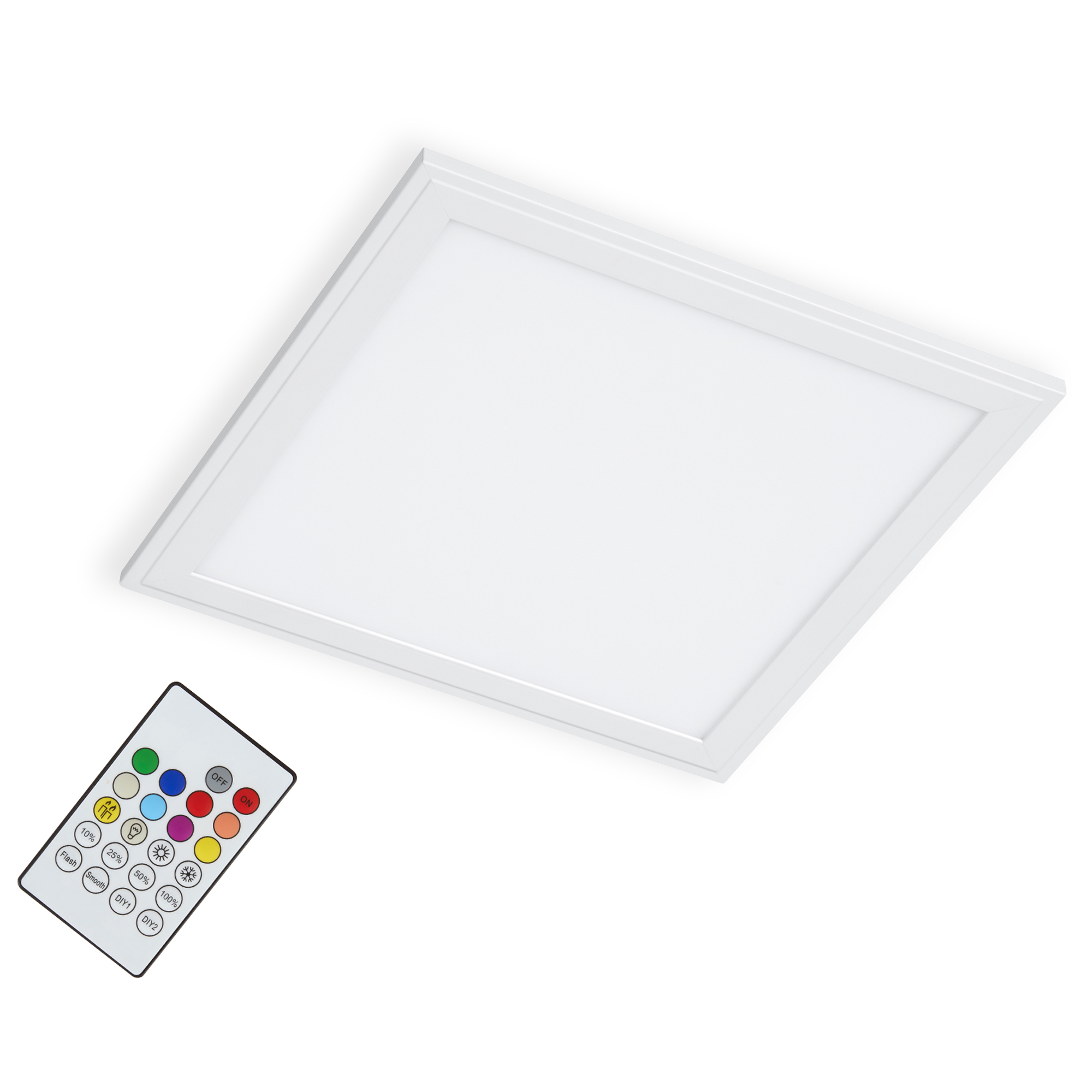SMART LED Panel, 29,5 cm, 1200 LUMEN, 18 WATT, Weiss