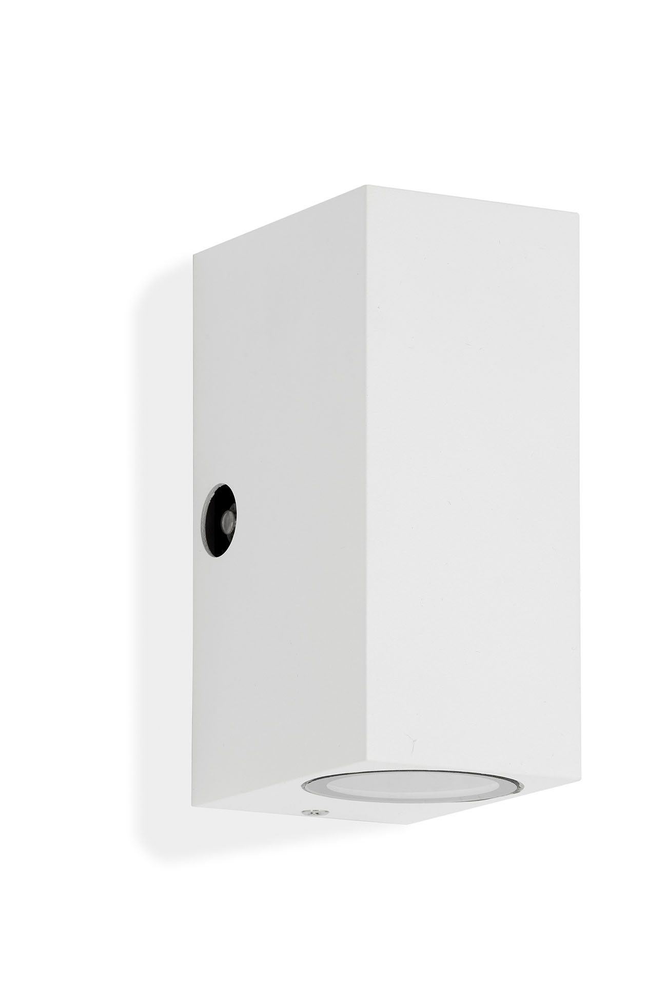 TELEFUNKEN Sensor LED Aussenleuchte, 15,1 cm, 7,5 W, Weiss