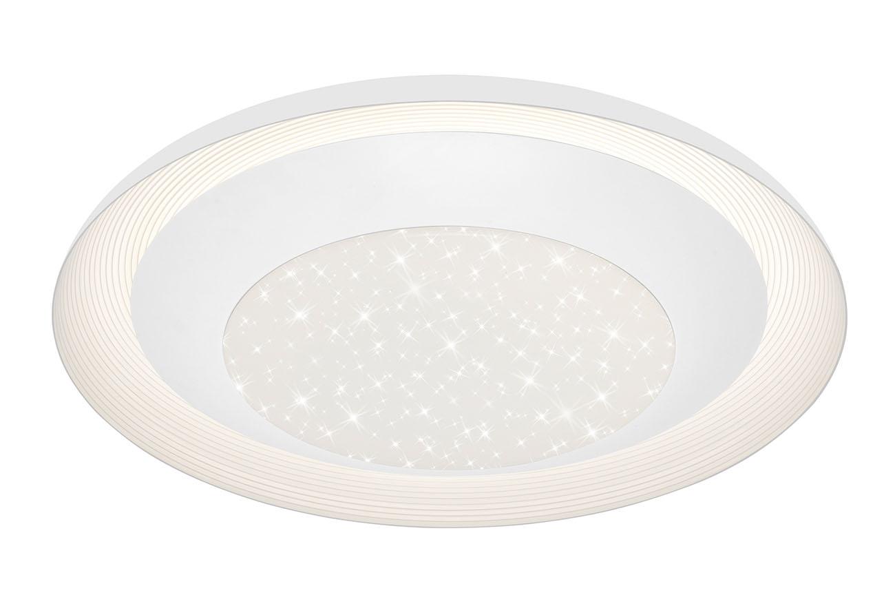 STERNENHIMMEL LED Deckenleuchte, Ø 76 cm, 40 W, Weiß