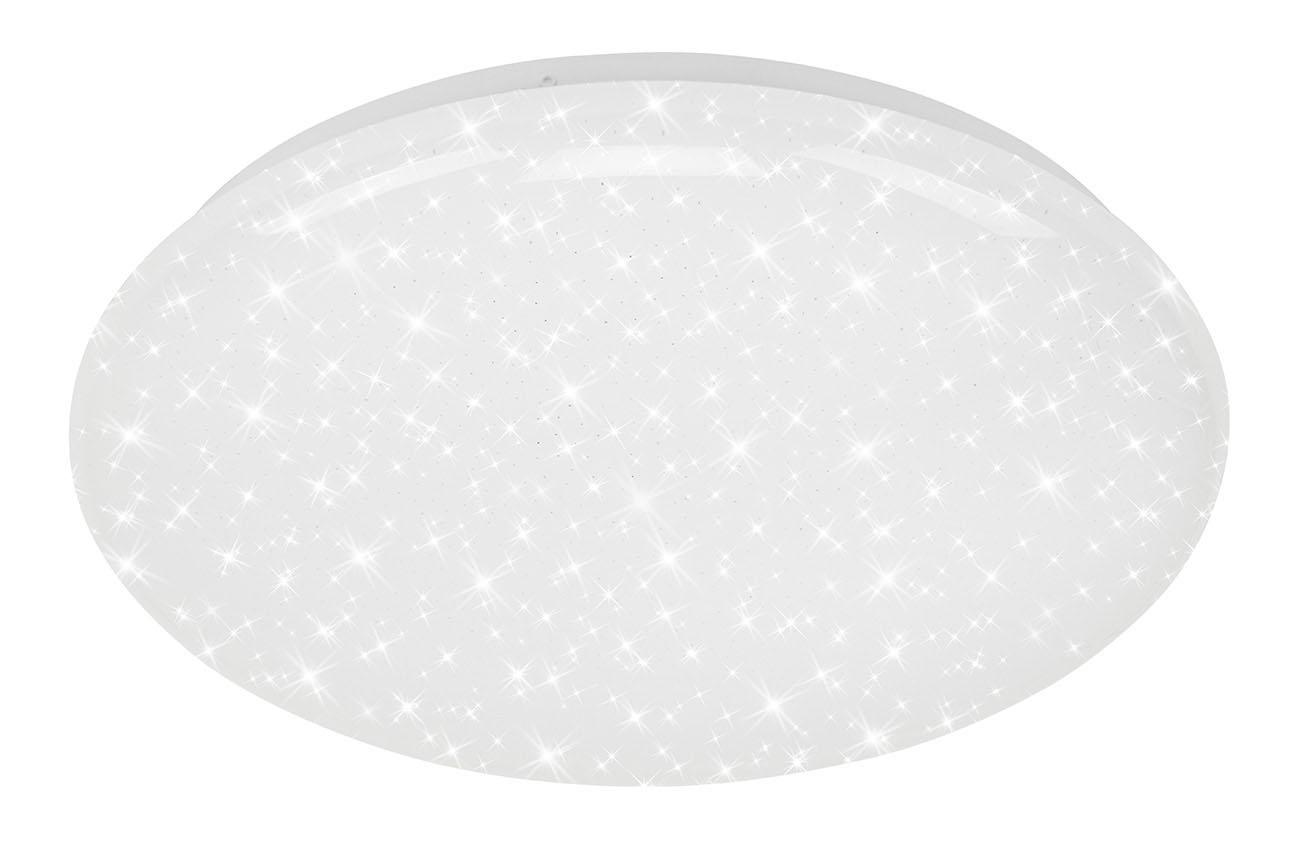 TELEFUNKEN Smart LED Deckenleuchte, Ø 38,5 cm, 24 W, Weiss