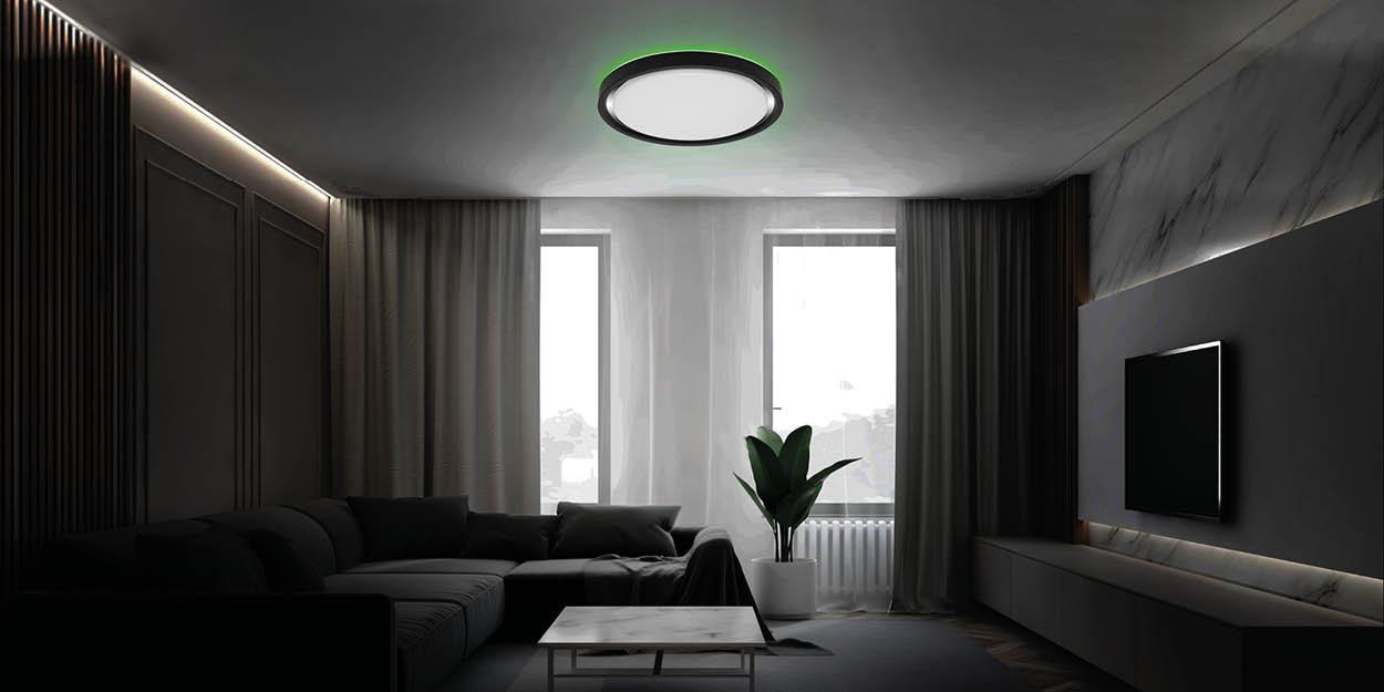 Backlight Leuchten von Briloner Konzepte Banner