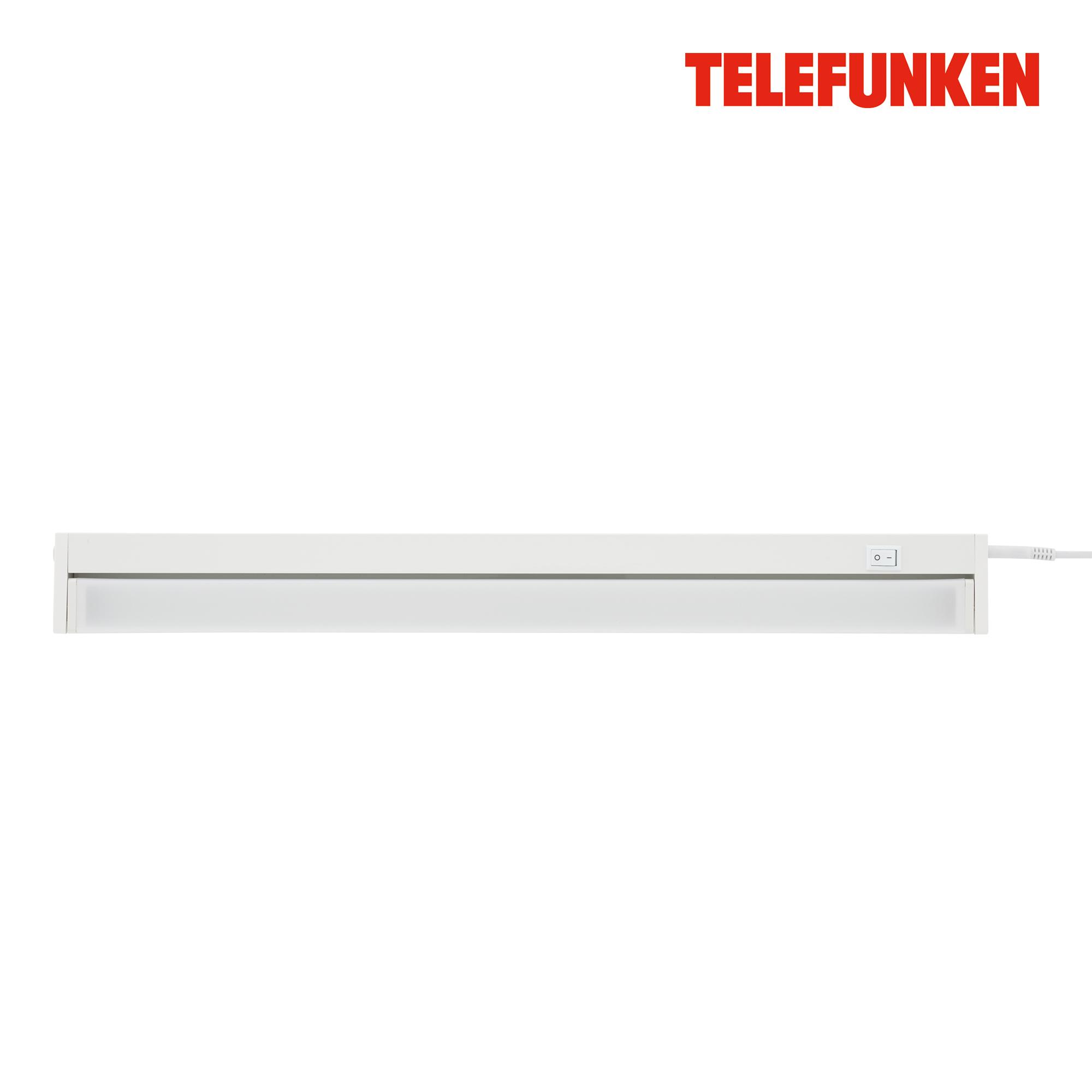 TELEFUNKEN LED Unterbauleuchte Weiß