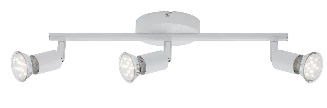 LED Spot Deckenleuchte, 38,5 cm, 9 W, Weiß