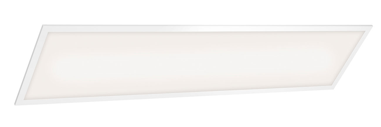 Smart CCT/RGB Panel, 119,5 cm 40 W, Weiss