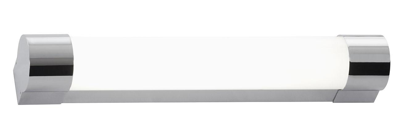 LED Wand- und Deckenleuchte, 35,2 cm, 8 W, Chrom