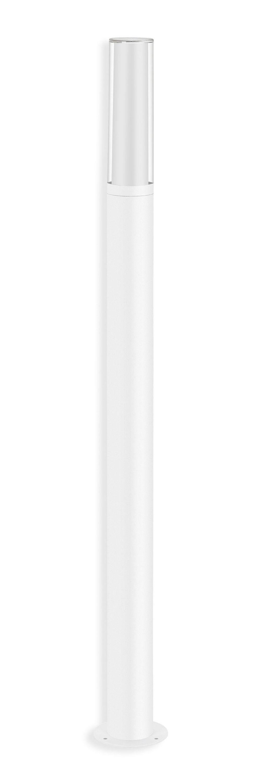TELEFUNKEN LED Aussenstehleuchte, 97 cm, 8 W, Weiss