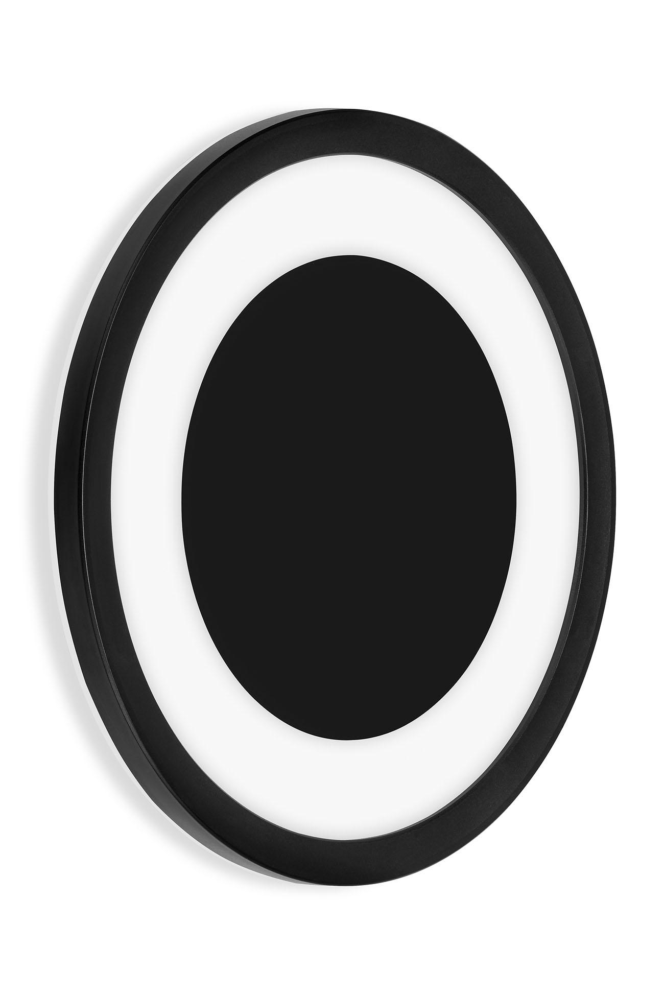 TELEFUNKEN LED Aussenwandleuchte, Ø 28 cm, 15 W, Schwarz