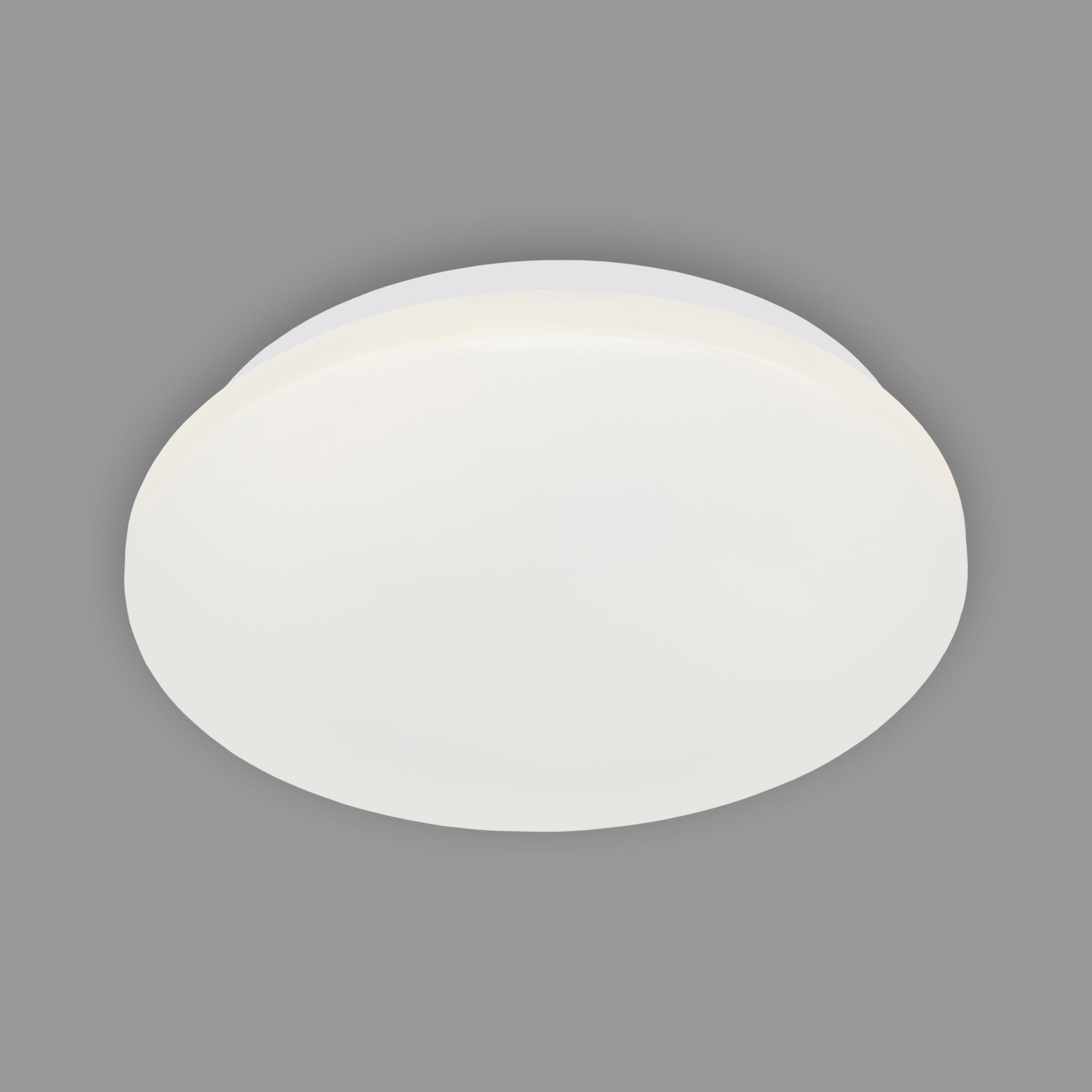 LED Deckenleuchte, Ø 28,8 cm, 12 W, Weiss