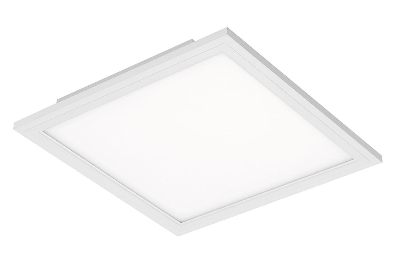Sensor LED Panel, 29,5 cm, 1300 LUMEN, 12 WATT, Weiss