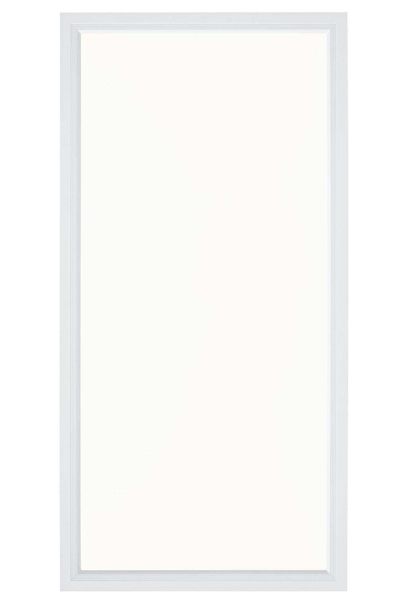 TELEFUNKEN CCT LED Panel, 59,5 cm, 36 W, Weiss