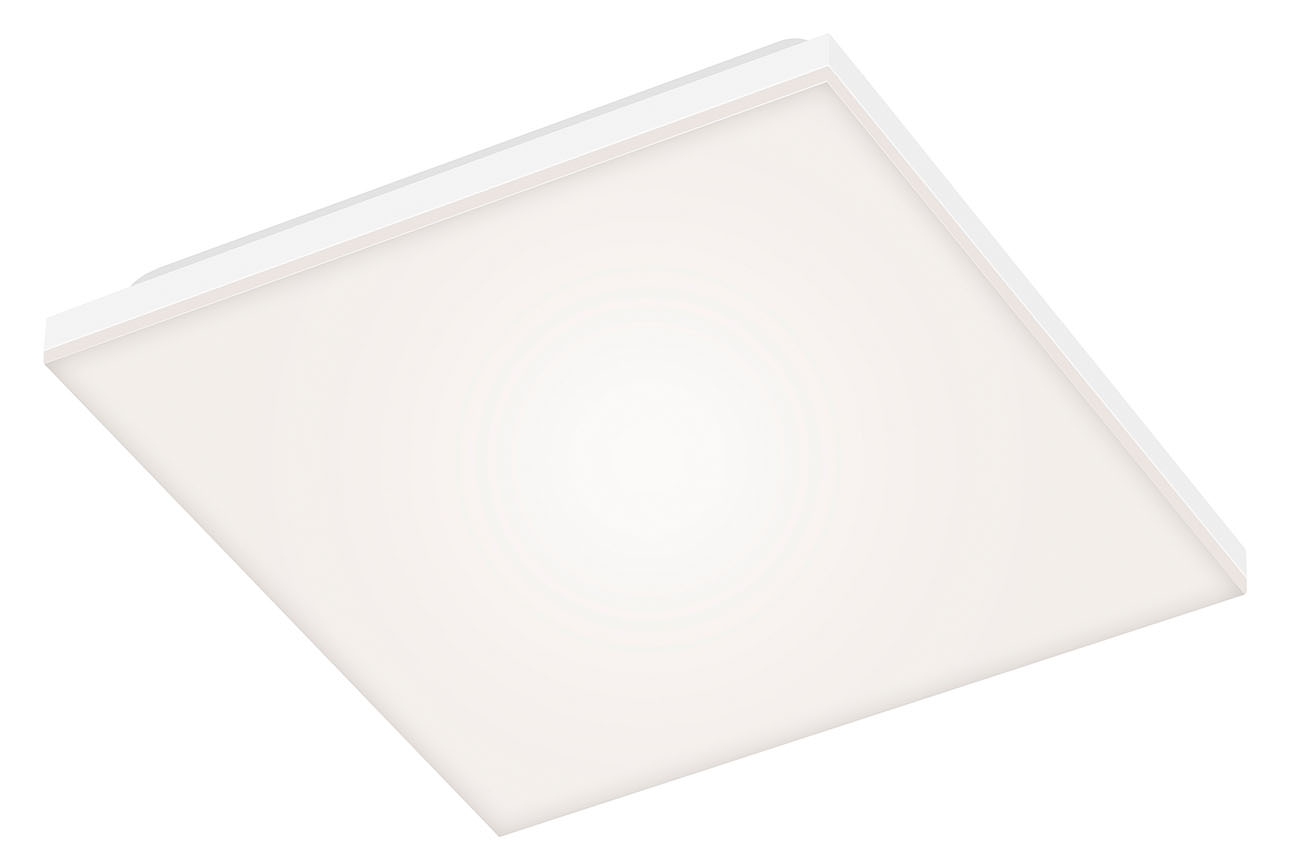 FRAMELESS LED Panel, 29,5 cm, 1600 LUMEN, 12 WATT, Weiss