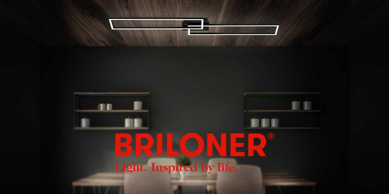 Briloner Leuchten Kategorie Banner