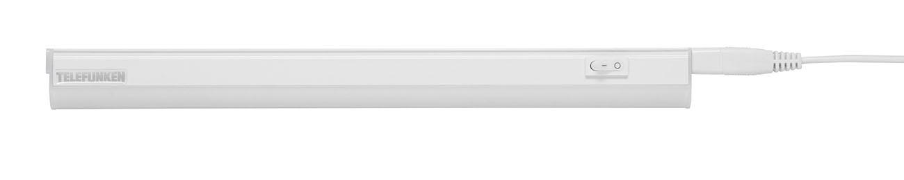 TELEFUNKEN CCT LED Unterbauleuchte, 32,5 cm, 4 W, Weiß