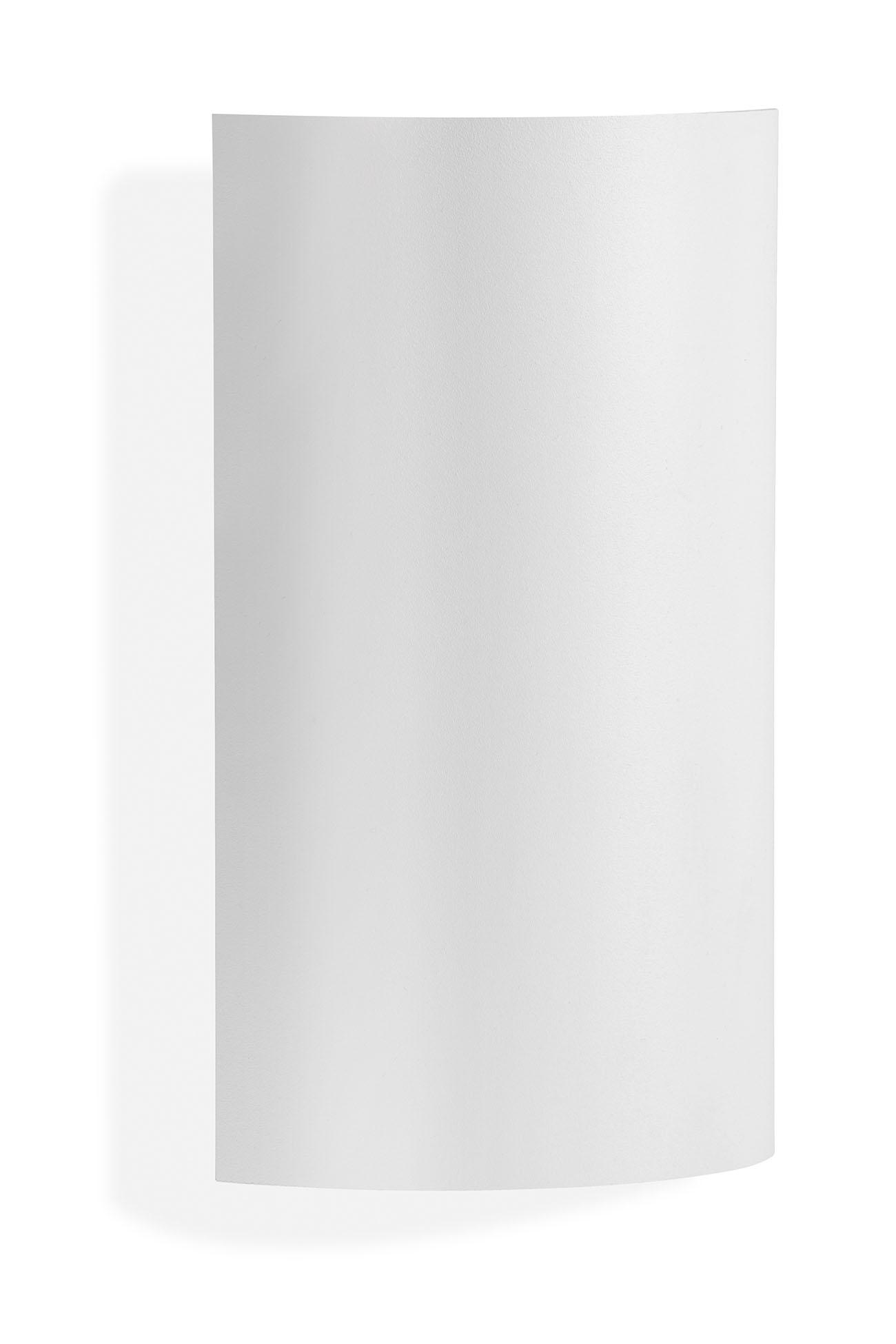 TELEFUNKEN LED Aussenwandleuchte, 20 cm, 6 W, Weiss