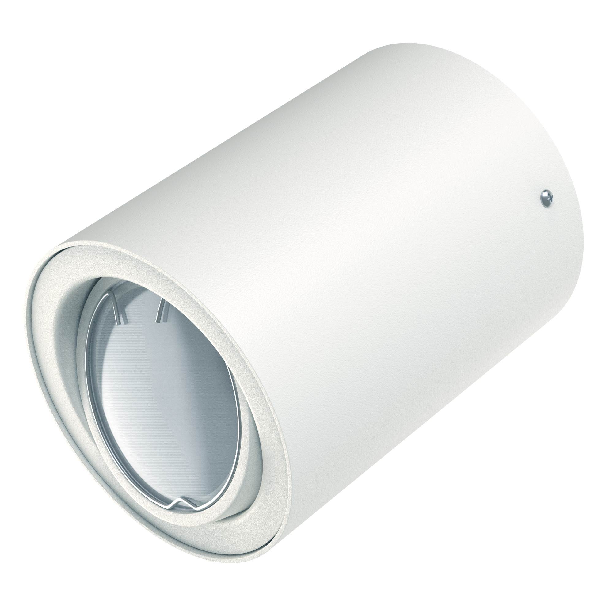 LED Aufbauleuchte Weiß