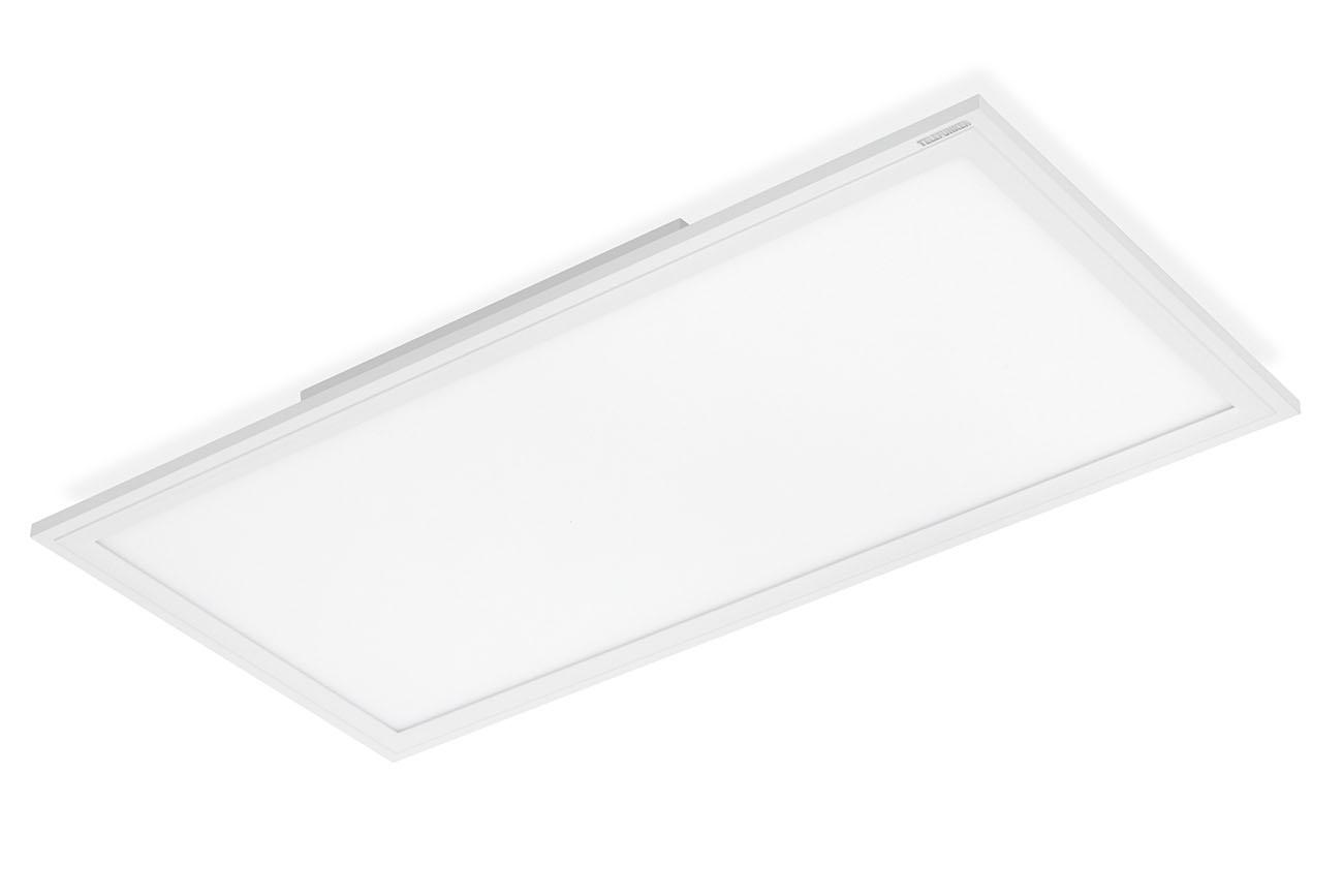 TELEFUNKEN LED Panel, 59,5 cm, 36 W, Weiß