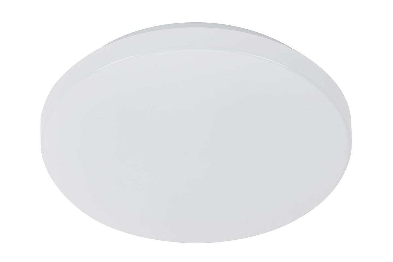 TELEFUNKEN Sensor LED Deckenleuchte, Ø 29 cm, 12 W, Weiß