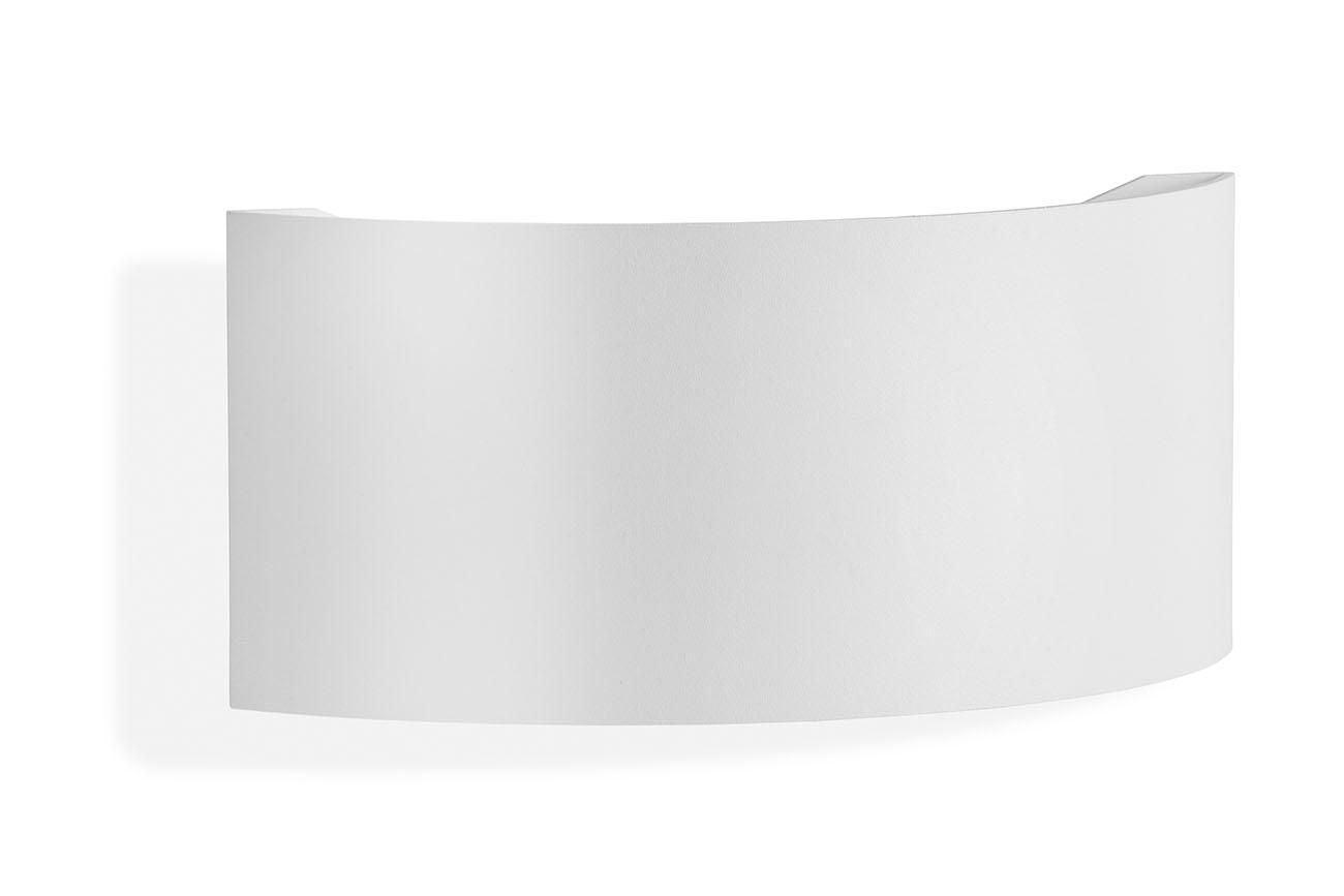 TELEFUNKEN LED Aussenwandleuchte, 24,5 cm, 8 W, Weiss
