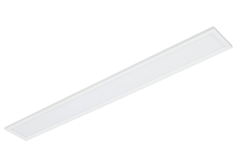 TELEFUNKEN CCT LED Panel, 119,5 cm, 24 W, Weiß