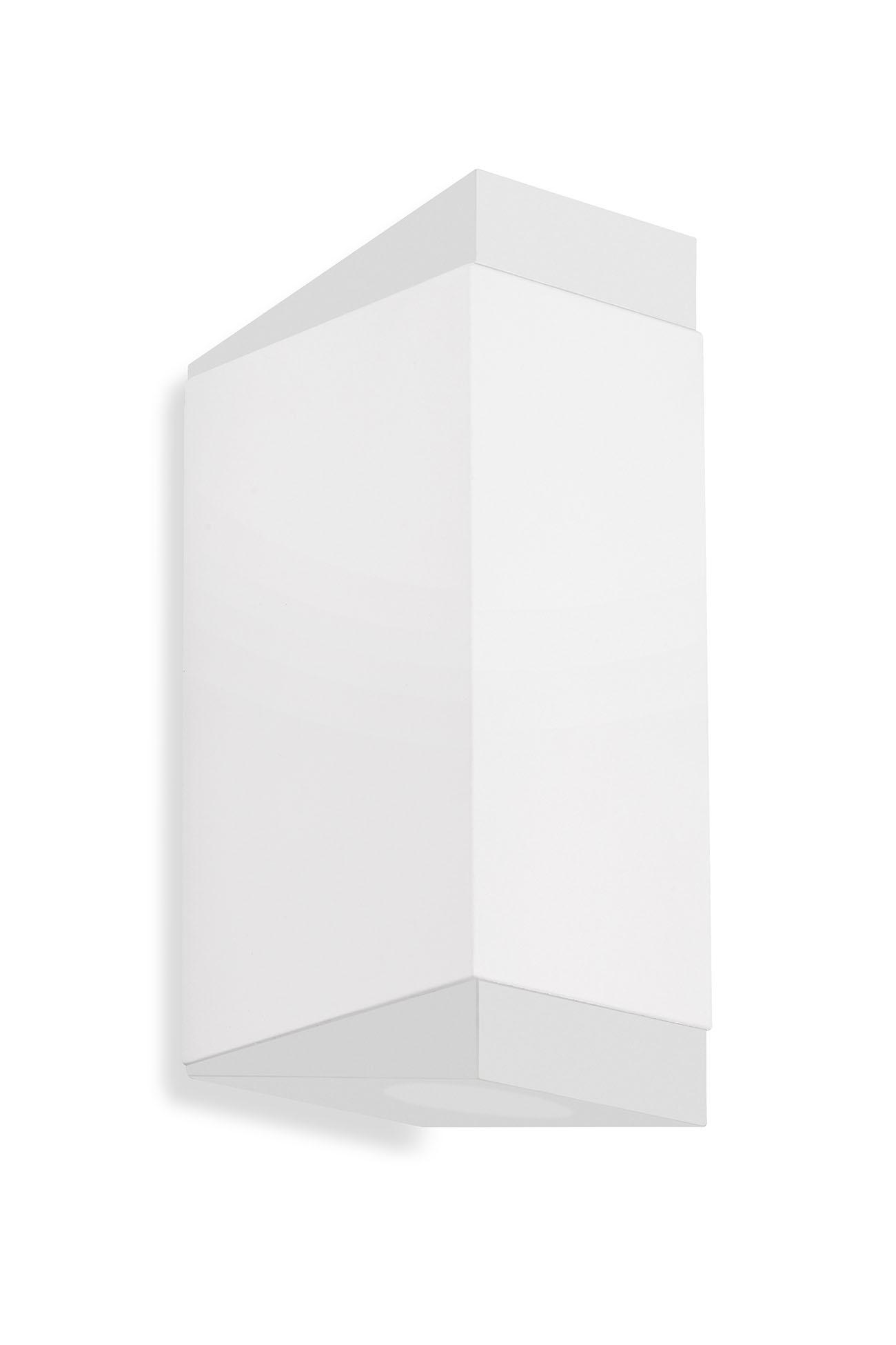 TELEFUNKEN LED Aussenwandleuchte, 19 cm, 10 W, Weiss