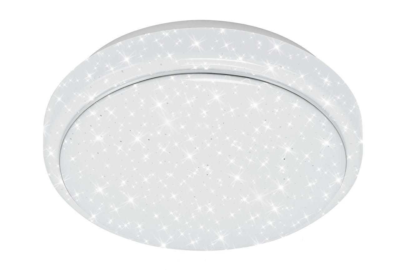 STERNENHIMMEL LED Deckenleuchte, Ø 28 cm, 12 W, Weiß