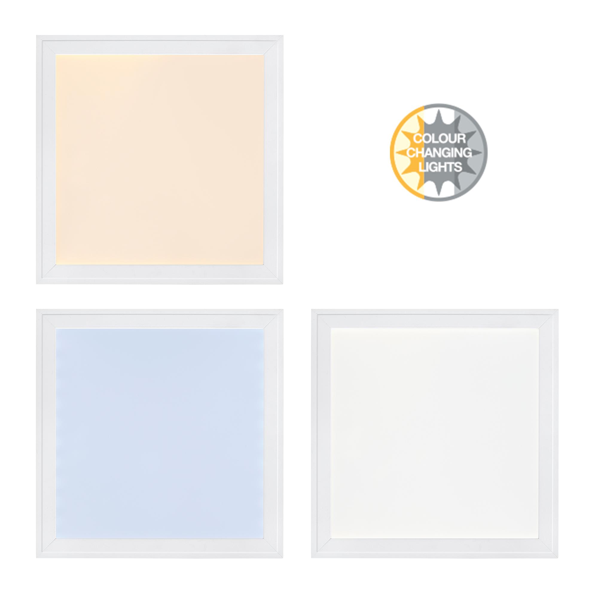 SMART LED Panel Weiß
