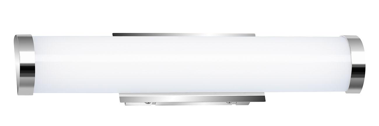 LED Wand- und Spiegelleuchte, 35,2 cm, 11 W, Chrom
