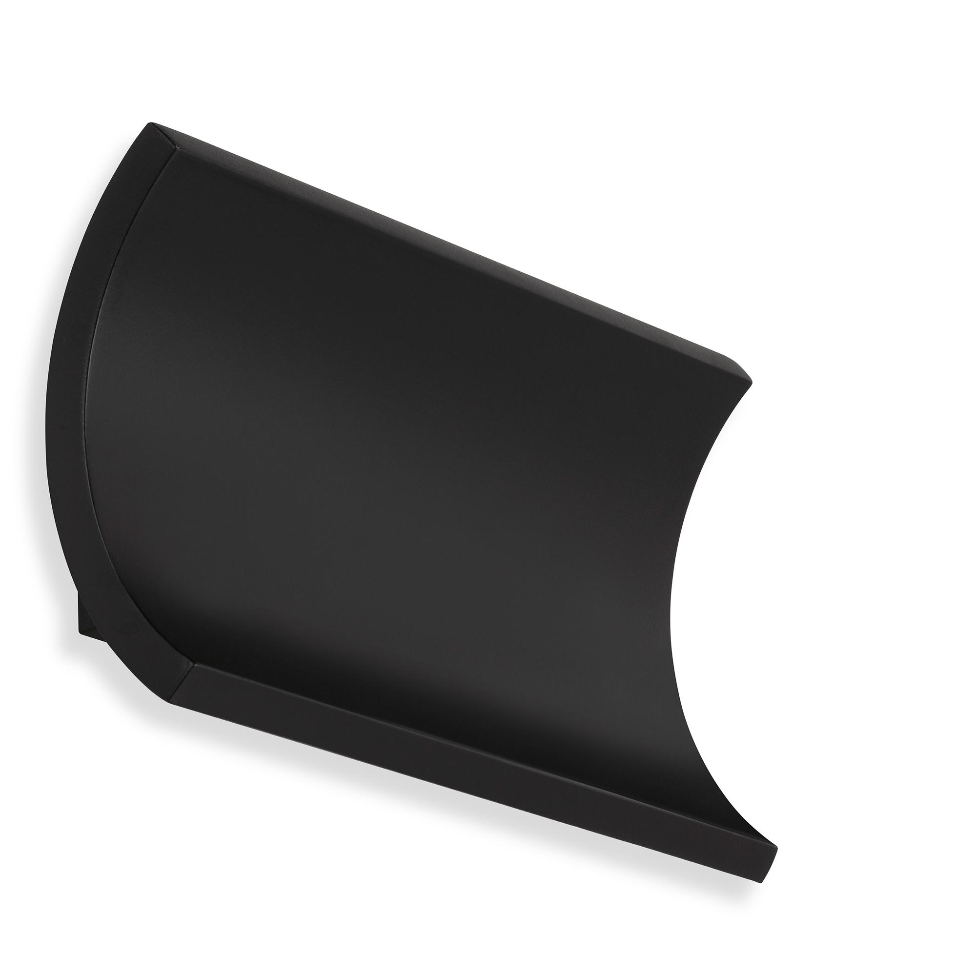 TELEFUNKEN LED Außenwandleuchte, 19,7 cm, 12 W, Schwarz