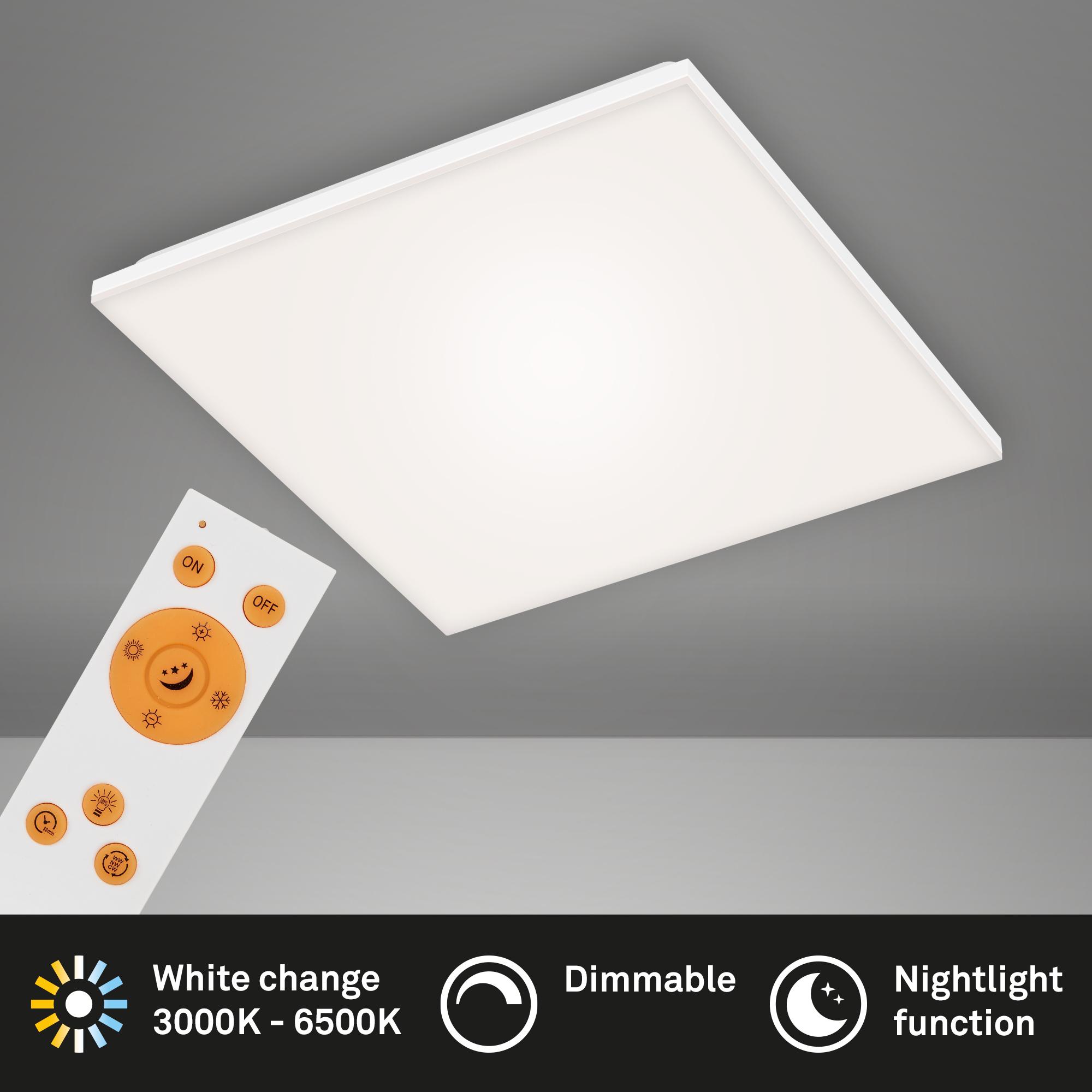 FRAMELESS LED Panel Weiß