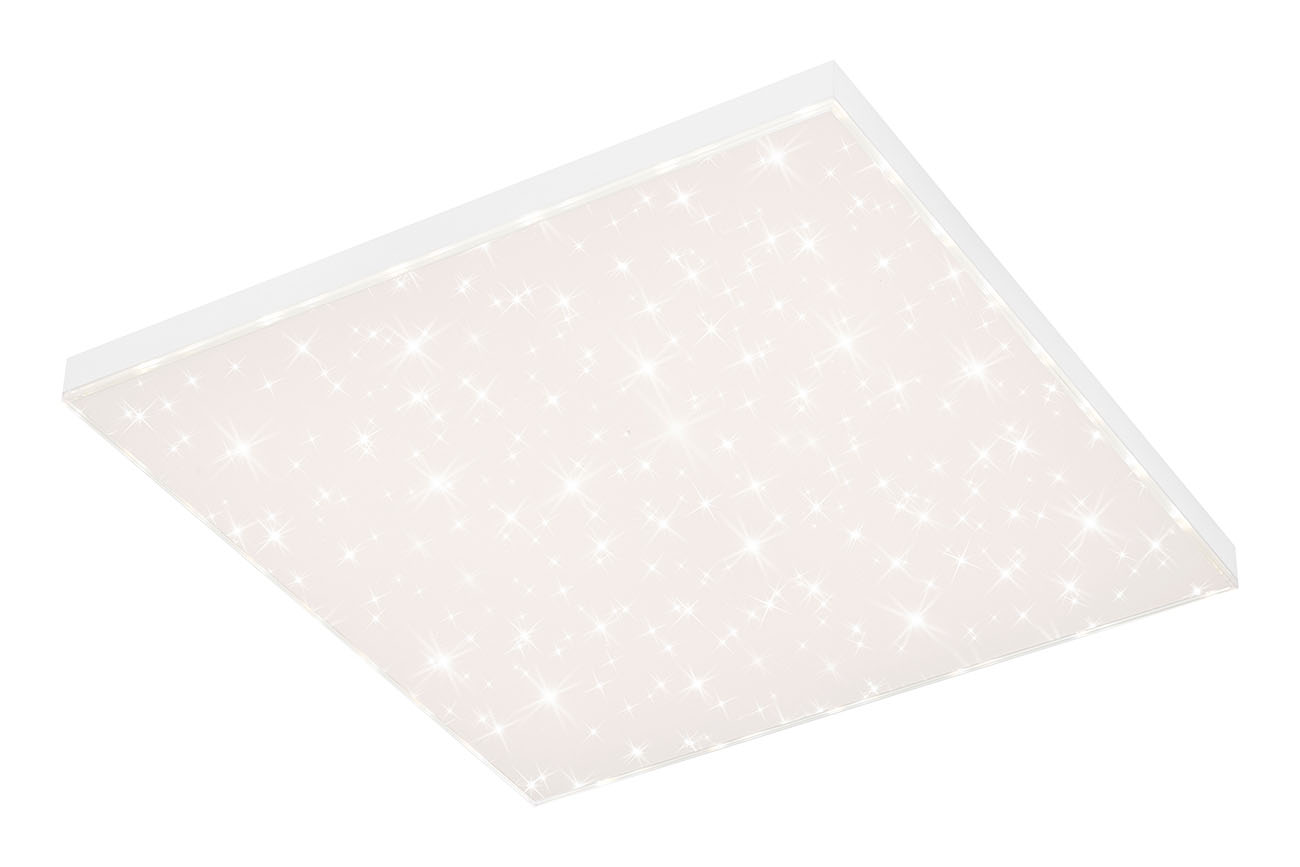 CCT LED Panel, 59,5 cm, 38 W, Weiss