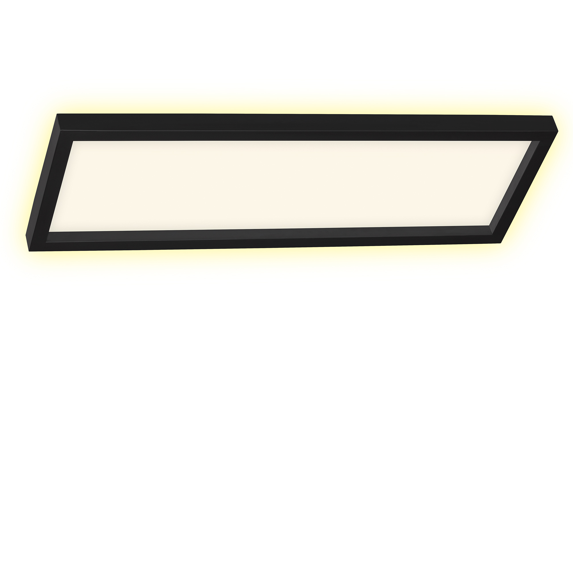 LED Panel, 58,2 cm, 3000 LUMEN, 22 WATT, Schwarz