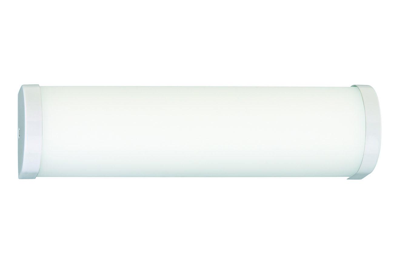 LED Wandleuchte, 31,5 cm, max. 40 W, Weiss