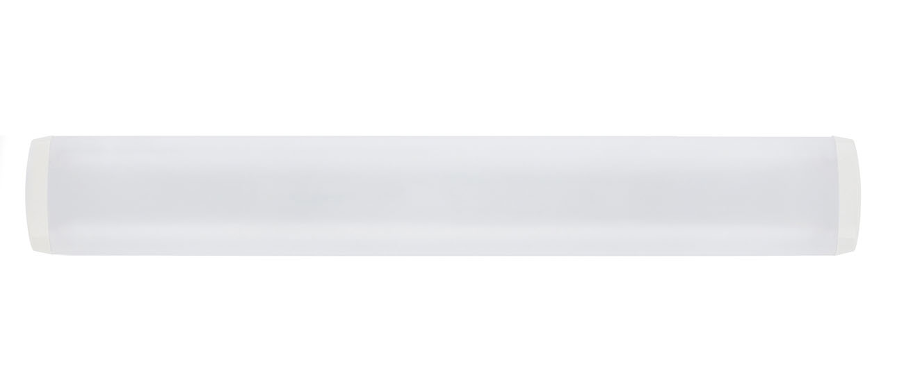 TELEFUNKEN LED Deckenleuchte, 97,5 cm, 20 W, Weiß