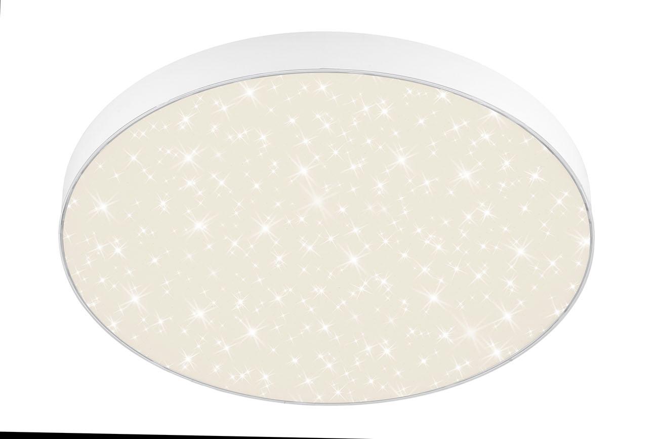 STERNENHIMMEL LED Deckenleuchte, Ø 38,7 cm, 24,5 W, Weiss