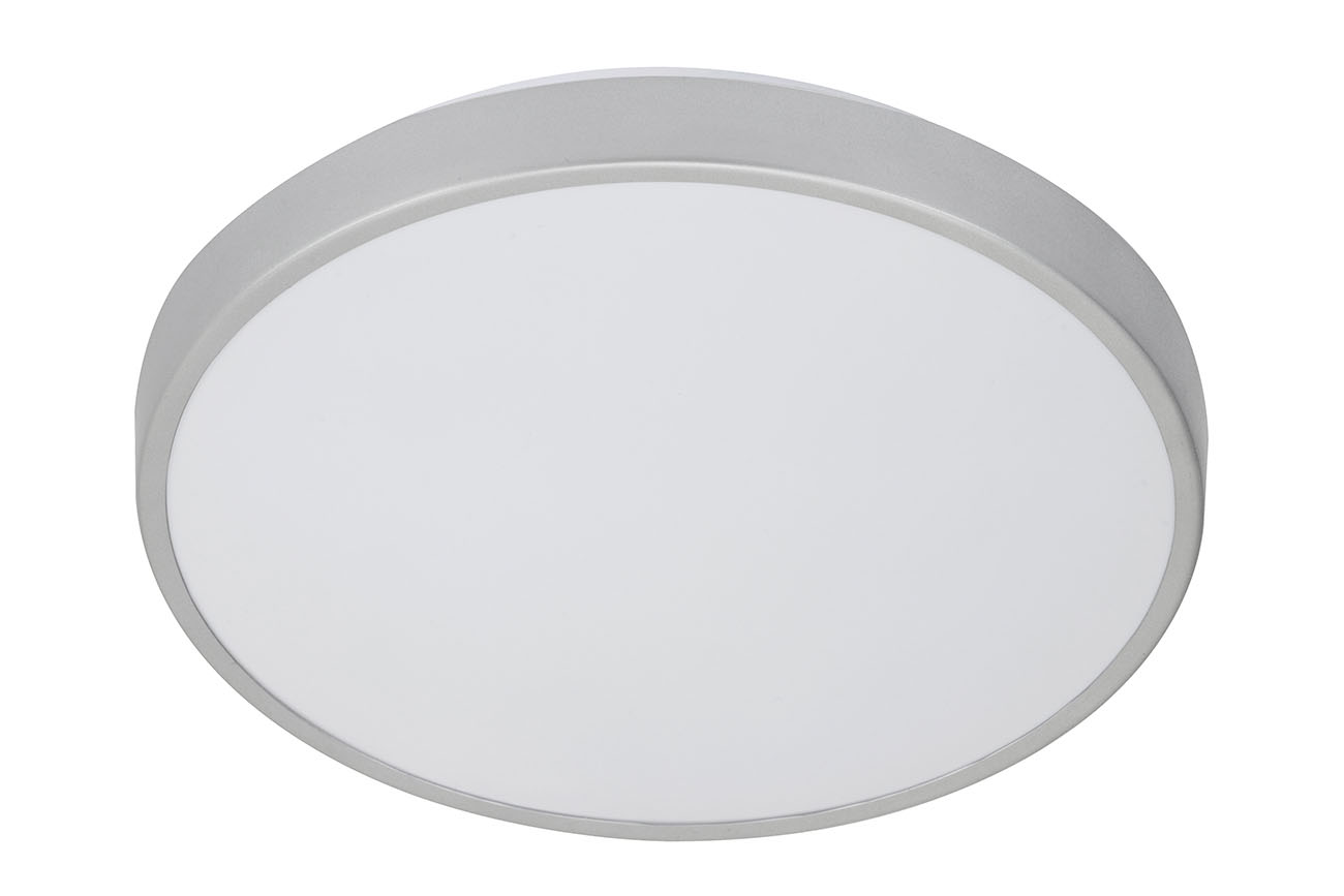 TELEFUNKEN Sensor LED Deckenleuchte, Ø 29 cm, 12 W, Weiss-Titan